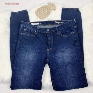 Gap 1969 Authentic True Skinny Jeans! EUC!